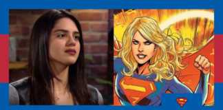 Sasha Calle interpretará a Supergirl