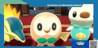 Pokémon Legends: Arceus novo jogo é anunciado