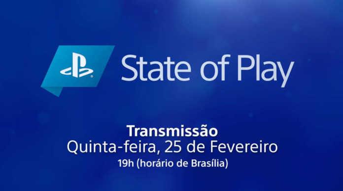 State of Play terá 30 minutos e trará várias novidades do Playstation