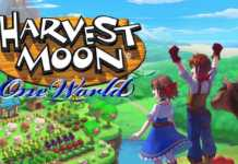 Harvest Moon One