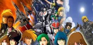 Robotech: The Macross Saga HD Edition chega no Nintendo Switch